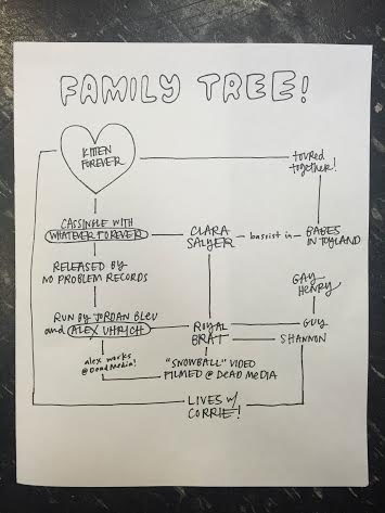 kitten family tree