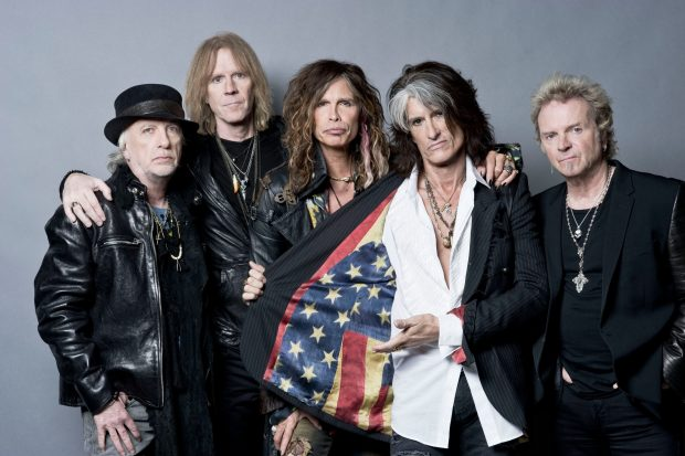 Rock n? Roll Hall-of-Famers Aerosmith and superstar Toby Keith will join Kid Rock as headline performers for Harley-Davidson?s 110th Anniversary Celebration in Milwaukee over Labor Day weekend.  (PRNewsFoto/Harley-Davidson Motor Company)